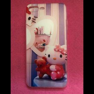 NWT Hello Kitty iPhone 7/8 Plus Phone Case